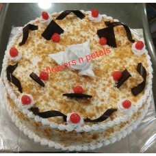 3 Kg Butter Scotch Delight Cake