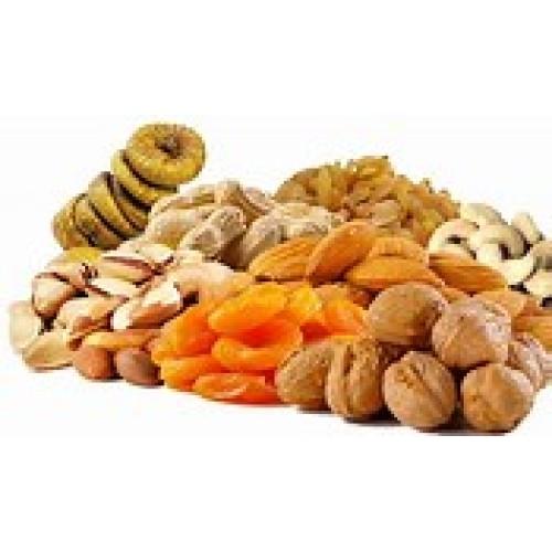 1 kg  Diya's + Dry fruits