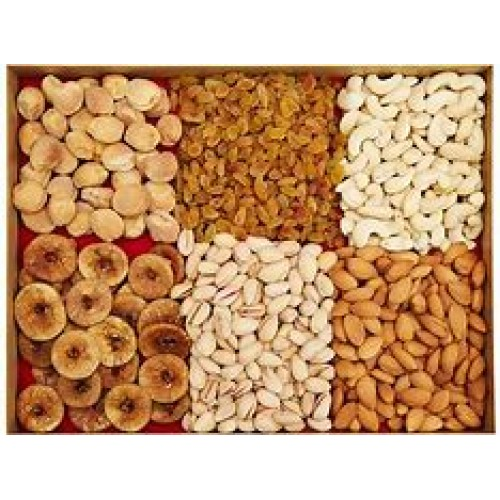 1 kg Dry Fruits