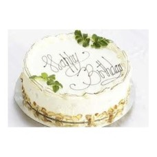 1 kg Vanilla Cake