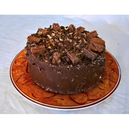 5' star cake
